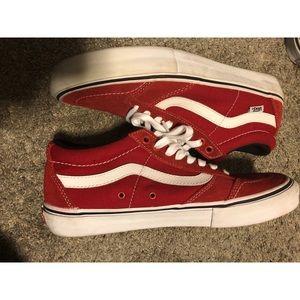 Vans pro TNT skate shoes